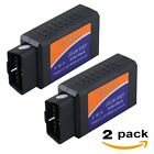Lot Wifi Elm327 Obd2 Auto Scanner Car Diagnostic Scan For Iphone Android Pc Sw