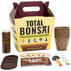 Sproutbrite Bonsai Tree Starter Kit Grow 5 Trees from Seed A Complete Gift kit