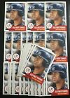 Lot of (40) 2018 Topps Living Set Gleyber Torres Rookie Card #34 Yankees