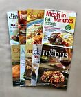 Lot 9 WEIGHT WATCHERS Quick  Easy Menus One Dish Meals In Minutes Perfect Food