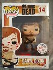 THE WALKING DEAD FUNKO POP 14 BLOODY DARYL DIXON HARRISON'S EXCLUSIVE -Vaulted