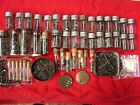 PARTS POCKET WATCH REPAIR SCREW LOT SOME HUNDREDS