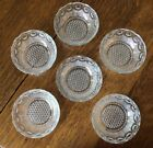 Set Of 6 - Bartlett Collins Manhattan design style Thumb print Bowls Midcentury