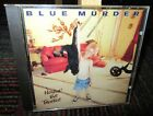 BLUE MURDER: NOTHIN BUT TROUBLE MUSIC CD, 11 HARD ROCK TRACKS, GEFFEN RECORDS