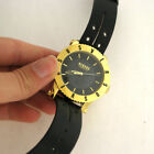 Versus Versace S22070016 Madison Madison Black Leather Watch Parts Not Working