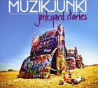 Muzikjunki - Junkyard Stories [CD New] 8715197009225
