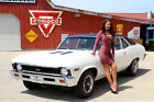 1969 Chevrolet Nova SS 1969 Chevy Nova SS Frame Off Resto Matching # 350 PS 12 Bolt Power Disc Brakes