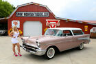 1957 Chevrolet Nomad 1957 Chevrolet Nomad Frame Off Resto 283 Three Speed Over Drive QUALITY