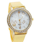 Casual luxury simulation quartz women's watch stainless steel watches cheap B7