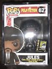 FUNKO POP BLOODY JULES PULP FICTION 2014 SDCC EXCLUSIVE BNIP