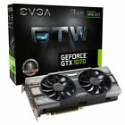 USED EVGA GeForce GTX 1070 FTW GAMING 8GB GDDR5 Graphics Card 08G P4 6276 KR