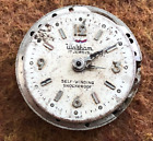 Vintage Ladies Waltham Automatic Watch Movement 17 Jewels Parts/Repair