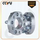 2P 25mm 1 5x120 Hubcentric Wheel Spacers 12x15 For BMW E32 735il 740i 740il