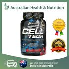 MUSCLETECH CELL TECH 1.4KG CHOOSE FLAVOUR - MUSCLE GROWTH -HIGH QUALITY + SAMPLE
