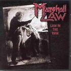 MARSHALL LAW - LAW IN THE RAW NEW CD