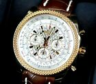 2018 Breitling for Bentley B06 RB061112 Rose Gold Watch WORN ONCE - BOX