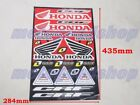Motorcycle Fairing Sticker Decal for Honda CRF 100F 125 150 230 250 450 #mo