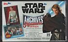 2018 Topps Star Wars Archives Signature hobby sealed 20-box case in stock