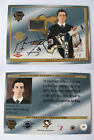 2003-04 Pacific Luxury Suite #96 Marc-Andre Fleury 04 10 puck auto RC GOLD RARE