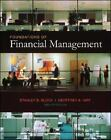 Foundations of Financial Management by Stanley B. Block; Geoffrey A. Hirt