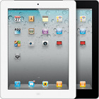 Apple iPad 2 WiFi 16GB 32GB 64GB Black or White Good Condition A1359