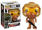 FUNKO POP GAMES DOOM #90 DOOM MARINE GOLD (GAMESTOP) VINYL FIGURE 🎨 SPACE