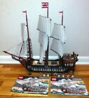 LEGO 10210 Imperial Flagship 9 Minifigures Instructions ~No Box~Missing 2 bricks