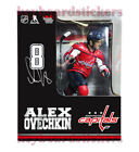 Alex Ovechkin Washington Capitals 2018 19 NHL 12' Action Figure Imports Dragon