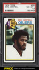 1979 Topps Football Earl Campbell ROOKIE RC #390 PSA 8.5 NM-MT+ (PWCC)
