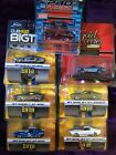 Mustang Shelby Diecast Lot of 7