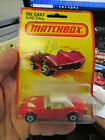 Vintage Matchbox Superfast No1 Dodge Challenger Red Original Blister Pack 164