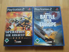 PS2 Spiele Operation Air Assault 2, Battle over Europe (Sony PlayStation 2).