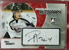 DREW DOUGHTY 2007-08 ITG HEROES & PROSPECTS AUTOGRAPH A-DD