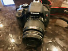 Canon EOS Rebel T4i 180 MP CMOS Digital SLR with 18 55mm EF S IS II Lens