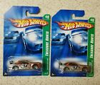 HOT WHEELS 2007 TREASURE HUNT NISSAN SKYLINE variation lot