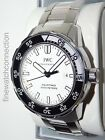 44mm Authentic IWC AQUATIMER 2000 M Steel IW356805 Watch Box & Papers $5,600