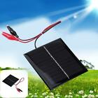 5 12V 015 3W Polycrystalline Solar Panel System DIY Battery Cell Charger Module
