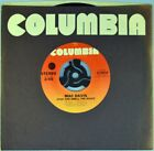 """7"""" MAC DAVIS Stop And Smell The Roses / Poor Boy Boogie COLUMBIA US-Press 1974"""