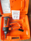 Ramset T3 Cordless Gas Actuated Fastener Nailer With Case and Manual