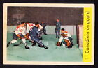 1959-60 PARKHURST #1 CANADIENS ON GUARD