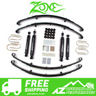 Zone Offroad 2 Suspension System Lift Kit 87 95 Jeep Wrangler YJ J27N