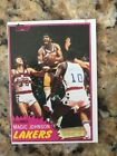 1981-82 Topps Basketball Cards 3