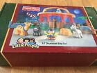 Fisher Price Little People Christmas Nativity LIL Drummer Boy 2006 Music Sounds