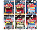 2018 MINT RELEASE 2 SET A OF 6 CARS 1 64 DIECAST BY RACING CHAMPIONS RC008 A