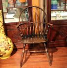 Hand Made Windsor Chair Old or Antique Signed