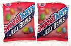 Sweetart Jelly Beans 37 oz Bag Candy Sweet Tarts Candies Lot of 2
