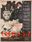Cleo from 5 to 7 1962 French Grande Poster