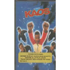 ULTIMATE KAOS S/T CASSETTE UK Polydor 14 Track (5274444) Info/Hype Sticker On