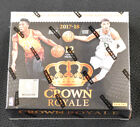 2017-18 Panini Crown Royale Basketball Sealed Hobby Box