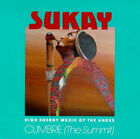 Cumbre (The Summit) by Sukay (CD, Sep-1993, Sukay World Music)